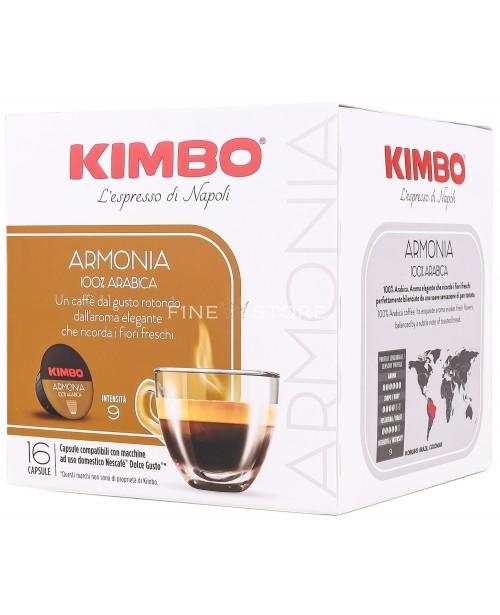 Capsule Cafea Kimbo Armonia Dolce Gusto 16 Capsule