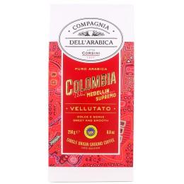 Cafea Macinata Corsini Compagnia Dell'Arabica Colombia 250g