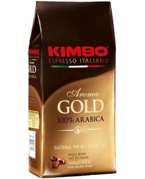 Cafea Boabe Kimbo Aroma Gold 100% Arabica 1Kg