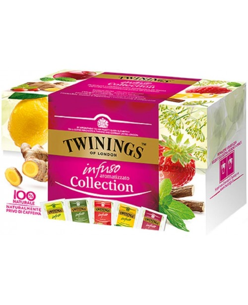 Ceai Twinings Infuzie Collection 20 Pliculete