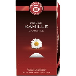 Ceai Teekanne Premium Camomile 20 pliculete