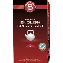 Ceai Teekanne Premium English Breakfast 20 pliculete