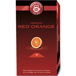 Ceai Teekanne Premium Red Orange 20 pliculete