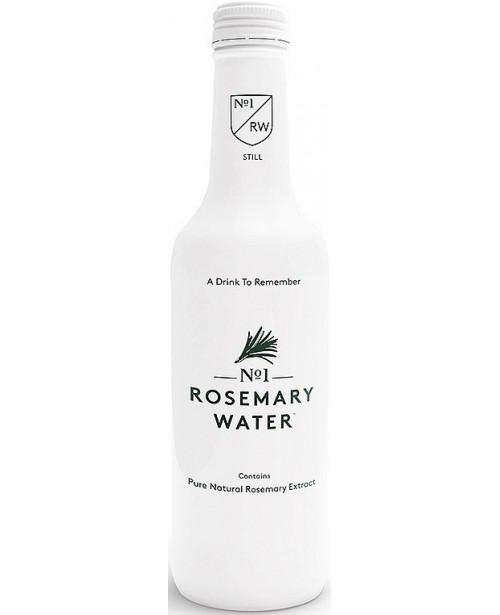 No1 Rosemary Water Apa Necarbogazoasa 0.33L Sticla BAX Top