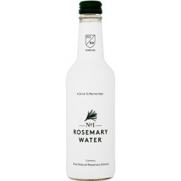 No1 Rosemary Water Apa Carbogazoasa 0.33L Sticla BAX