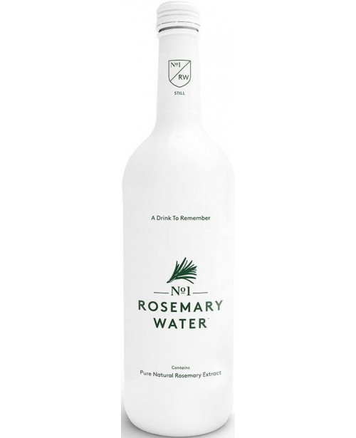 No1 Rosemary Water Apa Necarbogazoasa 0.75L Sticla BAX Top