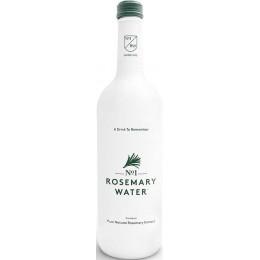 No1 Rosemary Water Apa Carbogazoasa 0.75L Sticla BAX