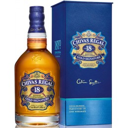 Chivas Regal 18 Ani 0.7L