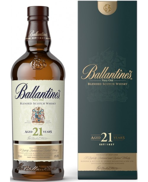 Ballantine's 21 Ani 0.7L Top