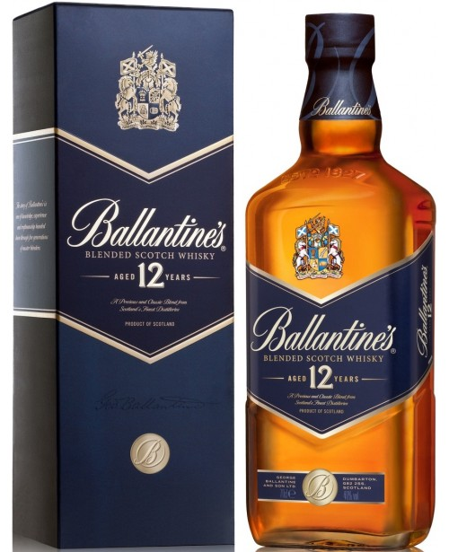 Ballantine's 12 Ani 0.7L Top