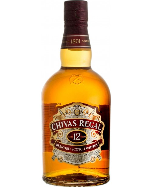 Chivas Regal 12 Ani 0.7L Top