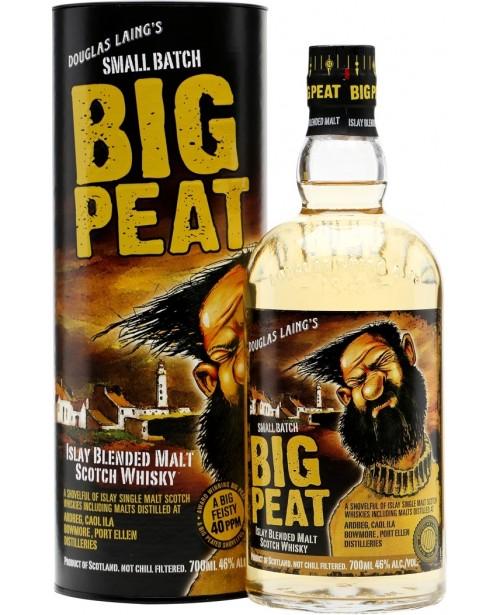 Big Peat 0.7L Top