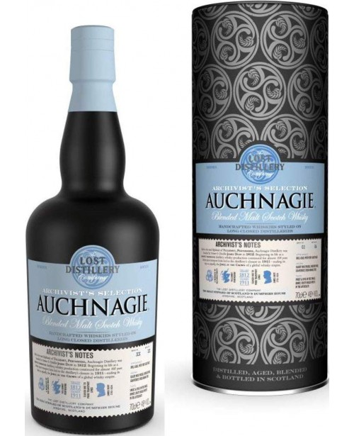 Auchnagie Archivist's Selection 0.7L Top