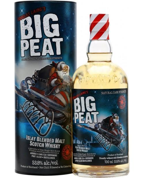 Big Peat Christmas Edition 2015 0.7L Top