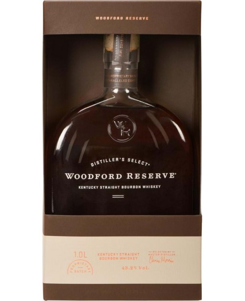 Woodford Reserve Distiller's Select 1L Top