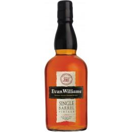 Evan Williams Single Barrel 0.7L