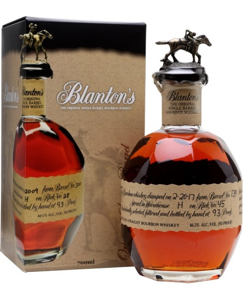 Blanton's Original Single Barrel 0.7L