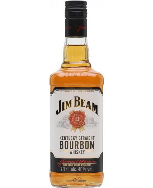 Jim Beam White Label 0.7L Top