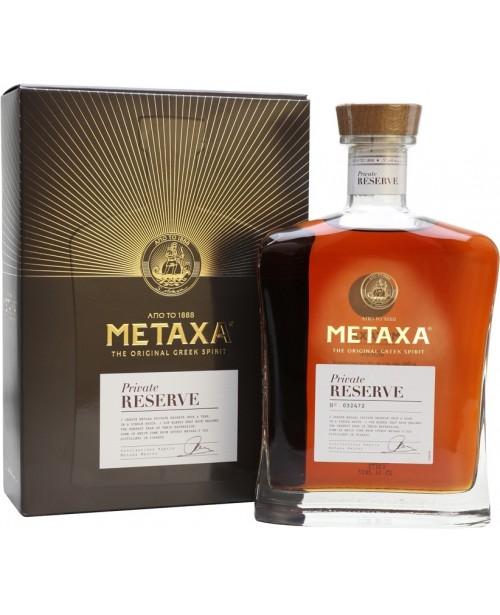 Metaxa Private Reserve 0.7L Top