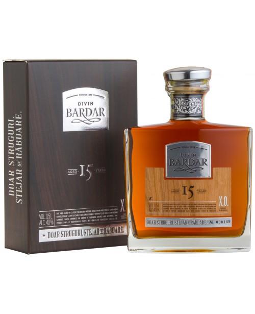 Divin Bardar Platinum XO 15 Ani 0.5L Top
