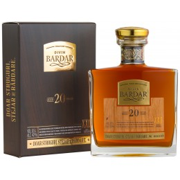 Divin Bardar Platinum XXO 20 Ani 0.5L