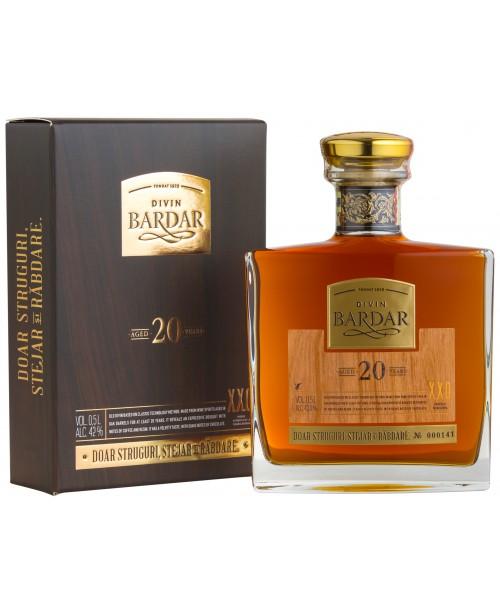 Divin Bardar Platinum XXO 20 Ani 0.5L Top