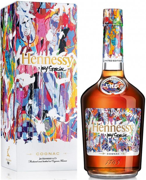 Hennessy VS Jonone Editie Limitata 0.7L