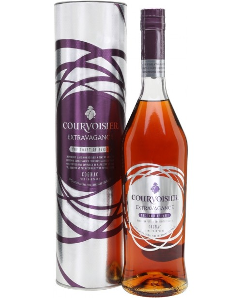 Courvoisier Extravagance The Toast Of Paris 0.7L Top
