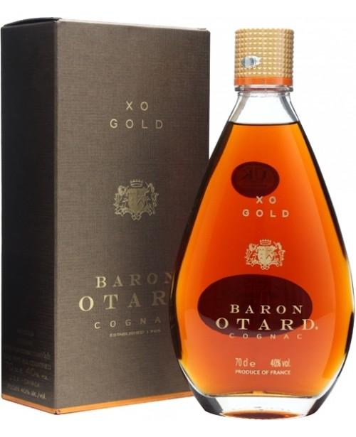 Baron Otard XO Gold 0.7L Top