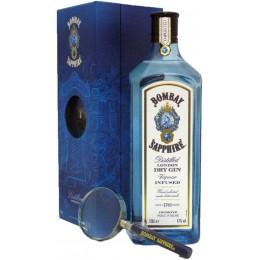 Bombay Sapphire cu Lupa 1L