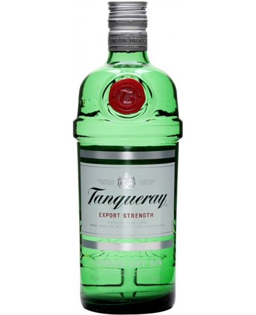 Tanqueray 43.1% 1L Top
