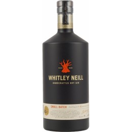 Whitley Neill Small Batch Gin 1L