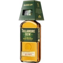 Tullamore Dew cu 1 Pahar 0.7L
