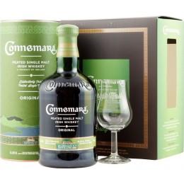 Connemara Peated Cu Pahar 0.7L
