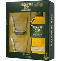 Tullamore Dew cu 2 Pahare 0.7L