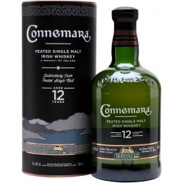 Connemara 12 Ani Peated 0.7L
