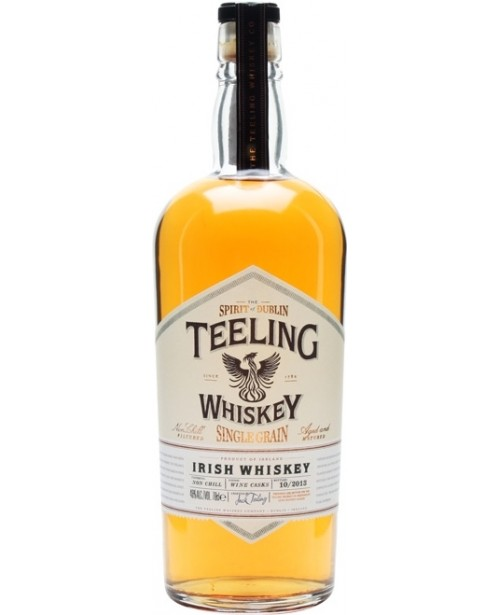 Teeling Single Grain 0.7L Top