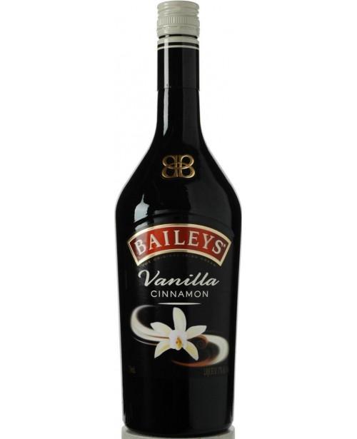 Baileys Vanilla Cinnamon 1L Top
