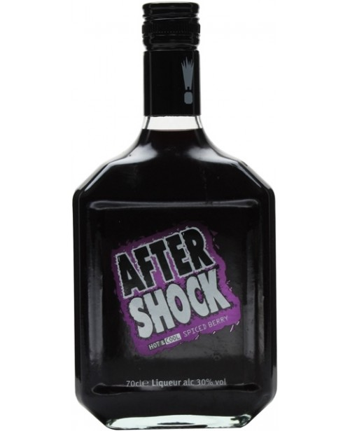 Aftershock Black 0.7L Top
