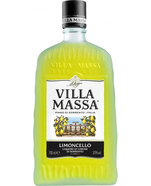Villa Massa Limoncello 0.7L Top