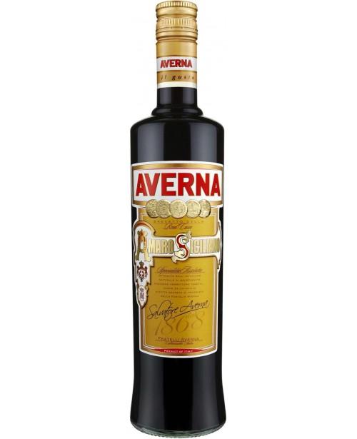 Averna Amaro 1L Top