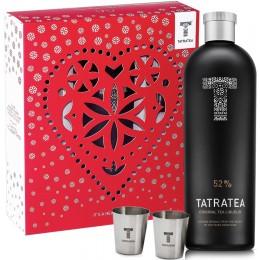 Tatratea Original cu 2 Pahare Shot 0.7L