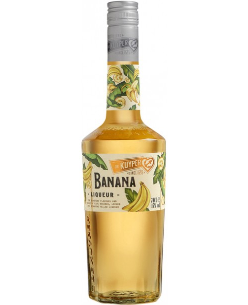 De Kuyper Banana 0.7L Top