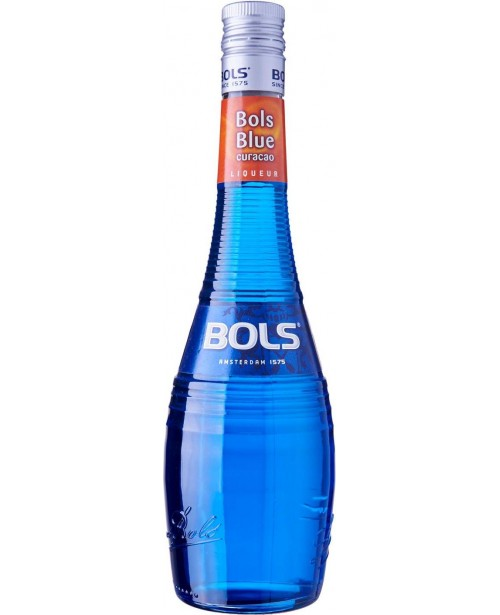 Bols Blue Curacao 0.7L Top
