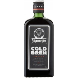 Jagermeister Cold Brew Coffee 0.5L