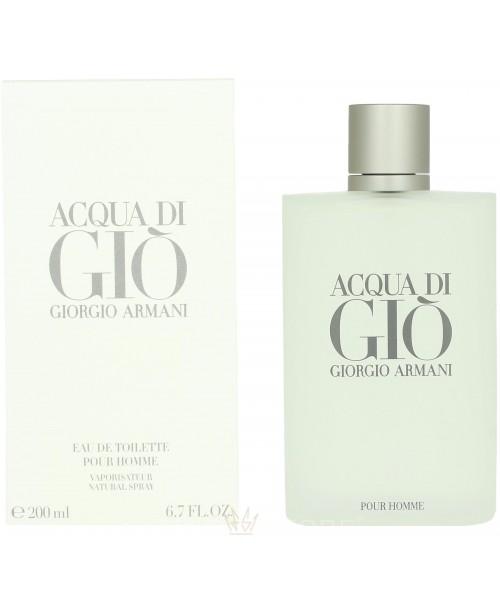 Armani Acqua Di Gio Pour Homme 200ml Top