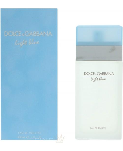 Dolce & Gabbana Light Blue Pour Femme 100ml