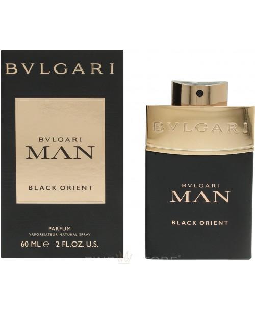 Bvlgari Man Black Orient 60ml Top