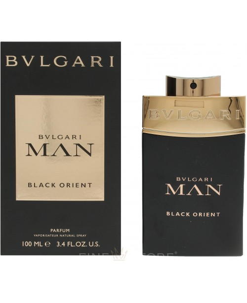 Bvlgari Man Black Orient 100ml Top