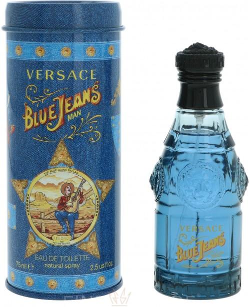 Versace Blue Jeans Men 75ml